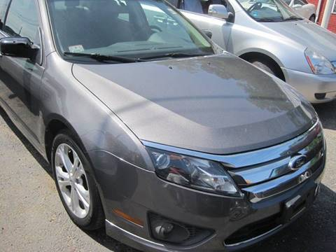 2012 Ford Fusion for sale in Cranston, RI