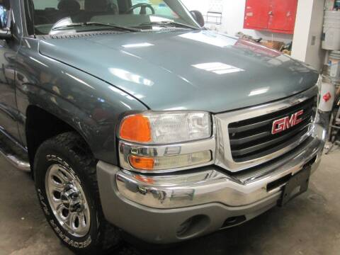 2007 GMC Sierra 1500 Classic for sale at Zinks Automotive Sales and Service - Zinks Auto Sales and Service in Cranston RI