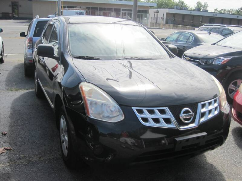 2011 Nissan Rogue for sale at Zinks Automotive Sales and Service - Zinks Auto Sales and Service in Cranston RI