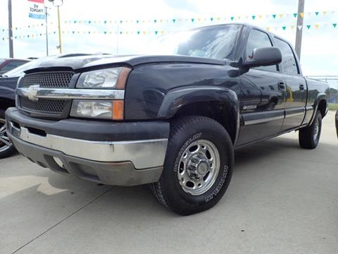 2003 Chevrolet Silverado 1500HD for sale in Flint, MI