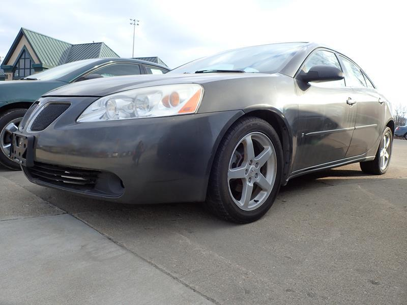 2007 PONTIAC G6 BASE 4DR SEDAN grey none 102000 miles VIN 1G2ZG58N574174038