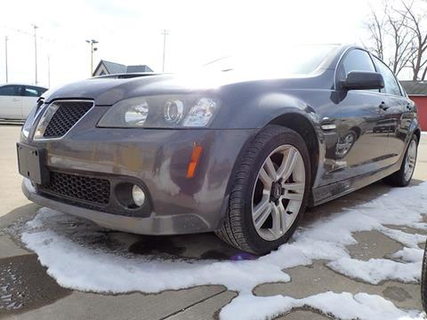 2009 Pontiac G8 for sale in Flint, MI