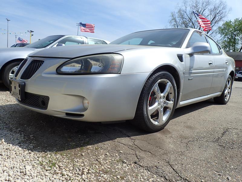 2007 PONTIAC GRAND PRIX GXP 4DR SEDAN silver none 178830 miles VIN 2G2WC55C071209985
