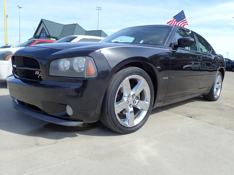 2007 DODGE CHARGER RT 4DR SEDAN black none 0 miles VIN 2B3KA53HX7H762134