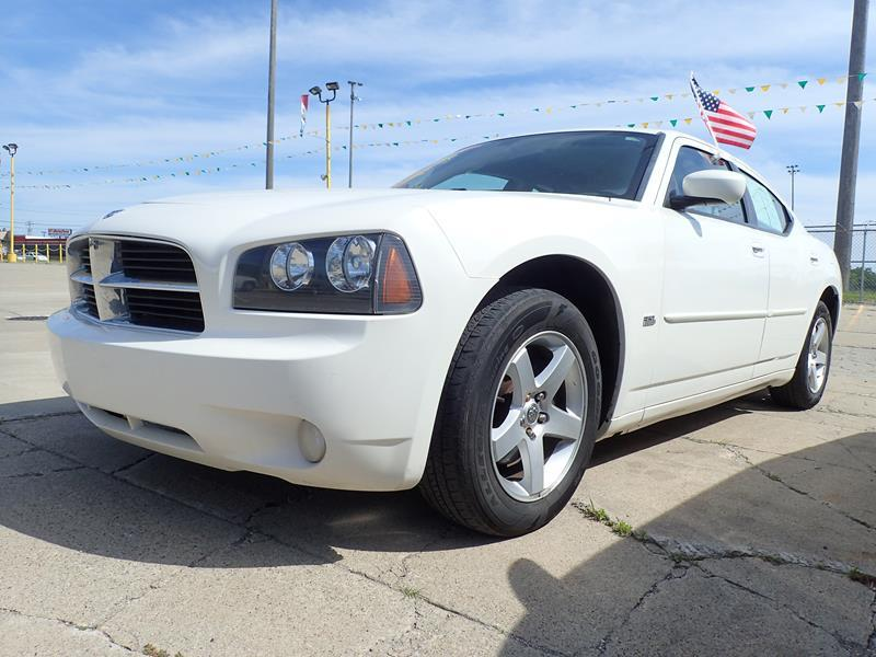 2010 DODGE CHARGER SXT 4DR SEDAN white none 163575 miles VIN 2B3CA3CV4AH152364