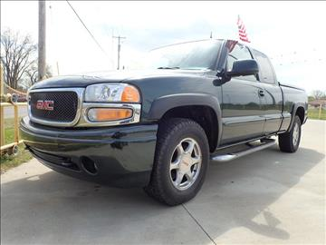 2001 GMC Sierra C3 for sale in Flint, MI