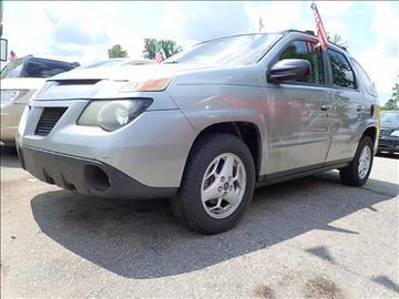 2004 Pontiac Aztek for sale in Clio, MI