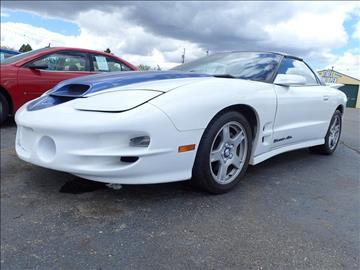 1999 Pontiac Firebird for sale in Lansing, MI