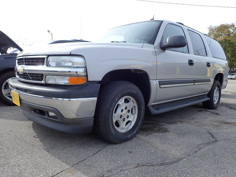 2005 CHEVROLET SUBURBAN 1500 Z71 4WD 4DR SUV pewter none 158000 miles VIN 1gnfk16z85j130648
