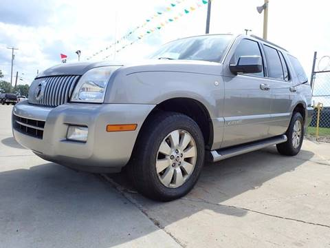 2008 Mercury Mountaineer for sale in Lansing, MI