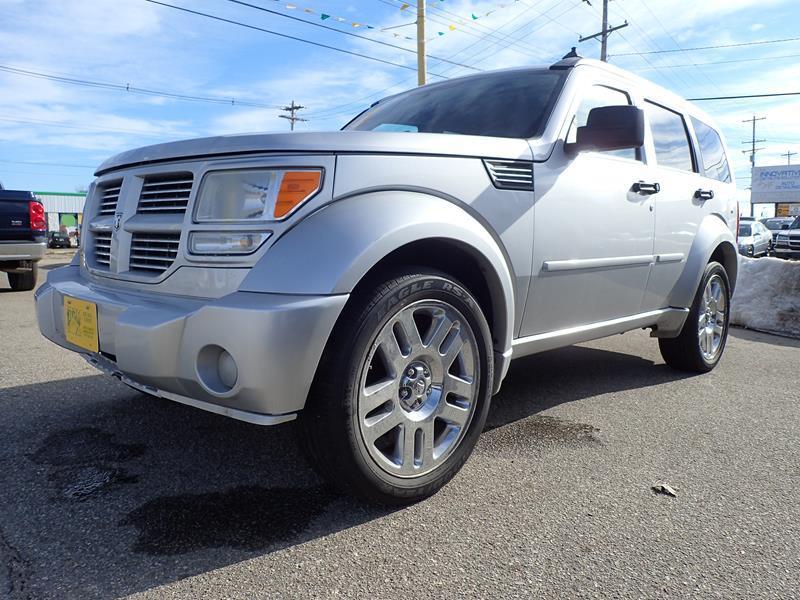 2008 DODGE NITRO RT 4WD 4DR SUV silver none 174000 miles VIN 1D8GU58658W171801