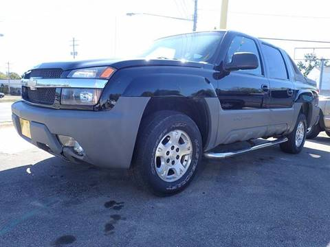 2002 Chevrolet Avalanche for sale in Lansing, MI
