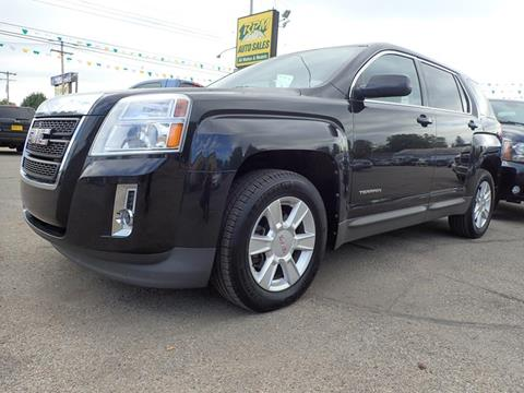2010 GMC Terrain for sale in Lansing, MI