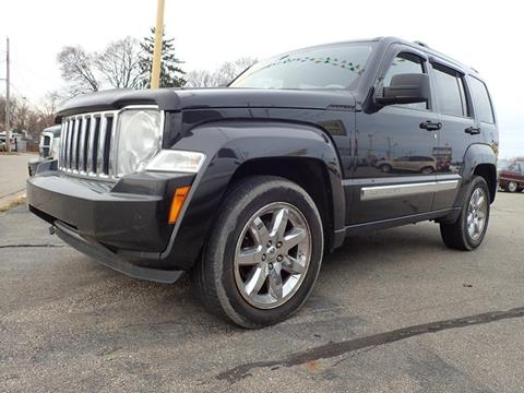 2008 Jeep Liberty for sale in Lansing, MI