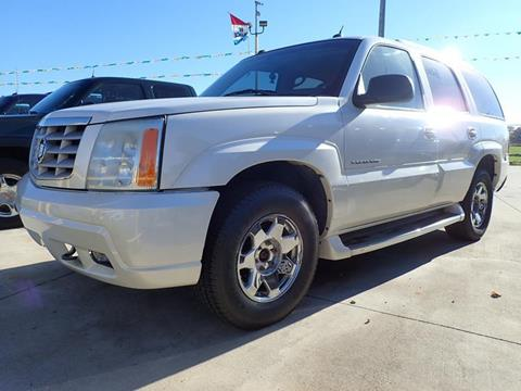 2004 Cadillac Escalade for sale in Lansing, MI