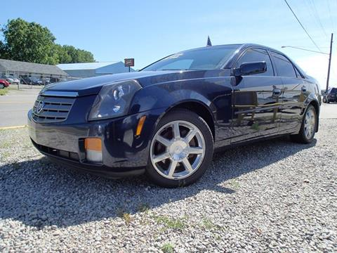 2005 Cadillac CTS for sale in Lansing, MI