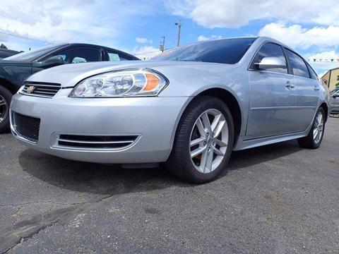2012 Chevrolet Impala for sale in Lansing, MI