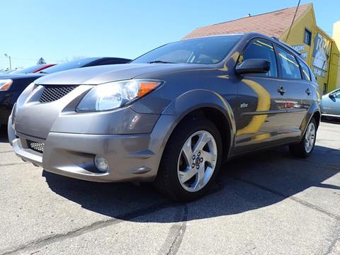 2004 Pontiac Vibe for sale in Lansing, MI