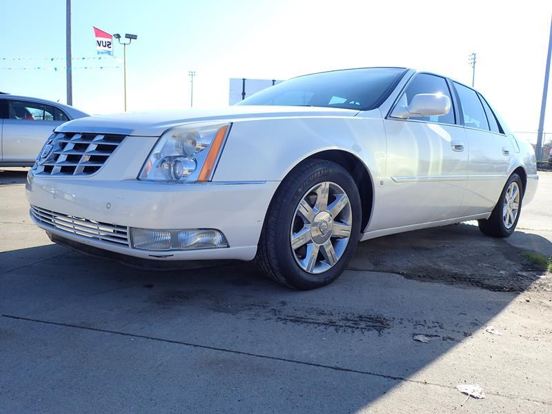 2006 CADILLAC DTS white none 0 miles VIN 1G6KD57Y46U106641