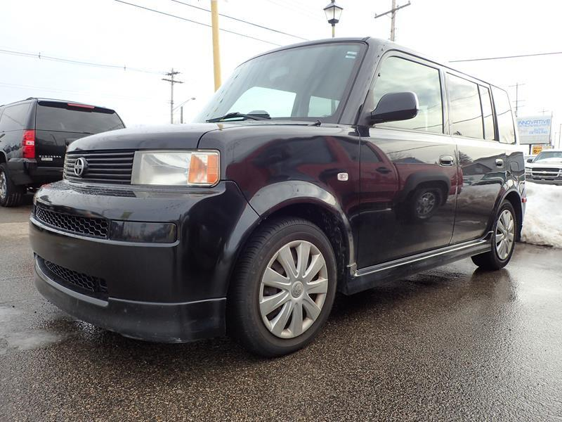 2005 SCION XB BASE 4DR WAGON black none 194000 miles VIN JTLKT334854004057