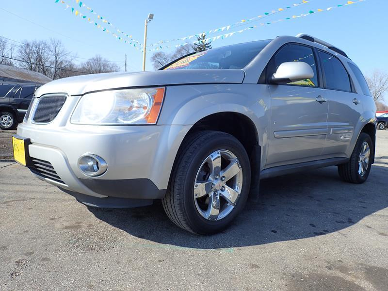 2008 PONTIAC TORRENT BASE AWD 4DR SUV silver none 137000 miles VIN 2ckdl43f686339602