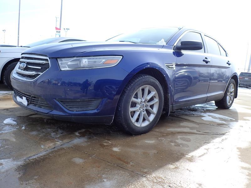 2013 FORD TAURUS SE 4DR SEDAN blue none 160000 miles VIN 1FAHP2D87DG164889