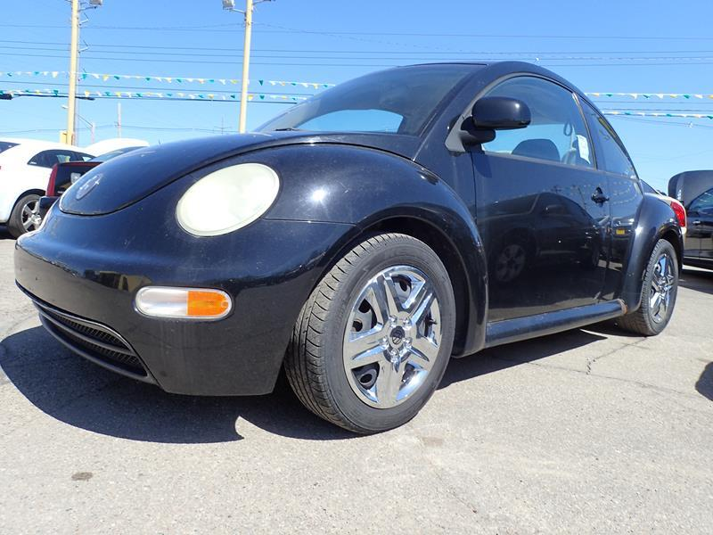 1998 VOLKSWAGEN NEW BEETLE BASE 2DR COUPE black none 169000 miles VIN 3VWBB61C4WM051082