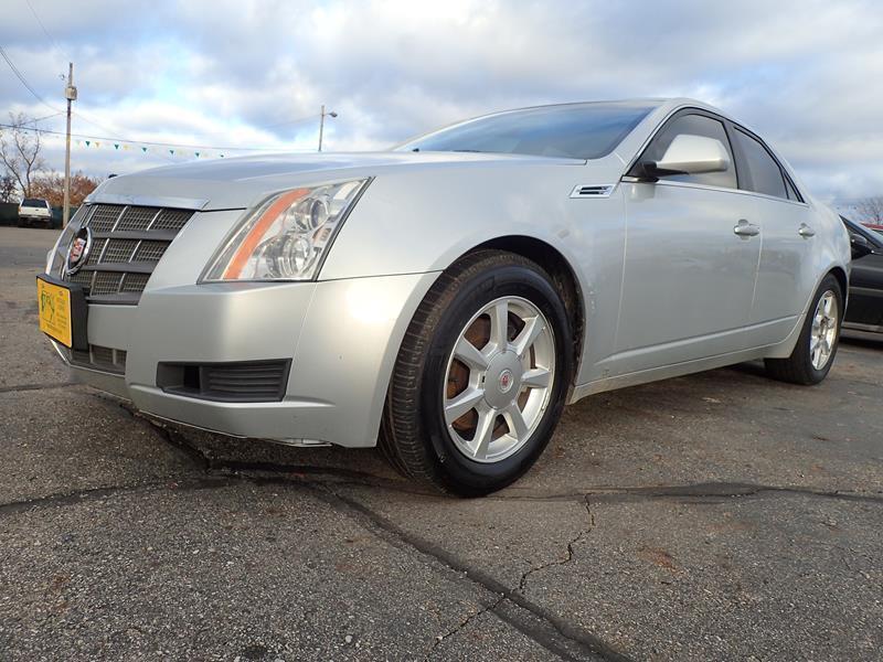 2009 CADILLAC CTS 36L V6 4DR SEDAN W 1SA silver none 225000 miles VIN 1G6DF577790107417