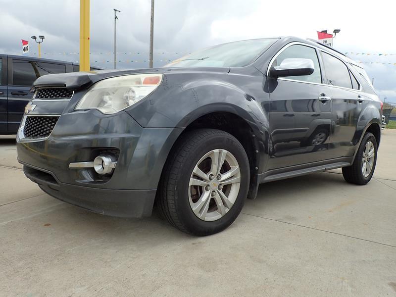 2011 CHEVROLET EQUINOX LT 4DR SUV W1LT grey none 119383 miles VIN 2CNALDEC0B6260166