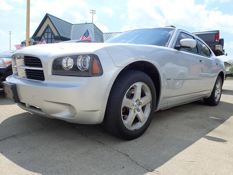 2009 DODGE CHARGER RT AWD 4DR SEDAN silver none 171000 miles VIN 2B3KK53T89H519619