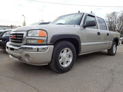 2006 GMC Sierra 1500 for sale in Lansing, MI