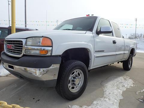 2002 GMC Sierra 2500HD for sale in Lansing, MI