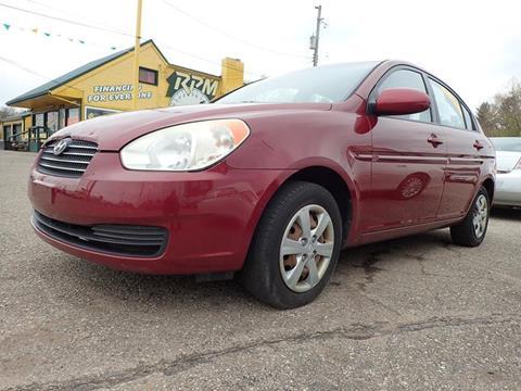 2008 Hyundai Accent for sale in Lansing, MI