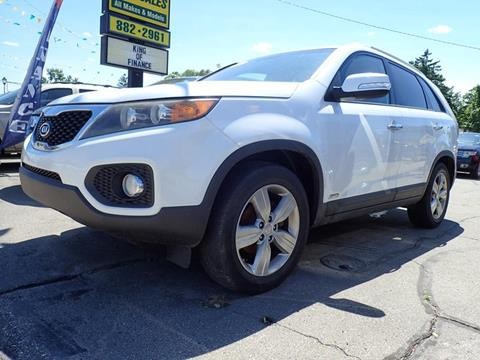 2012 Kia Sorento for sale in Lansing, MI