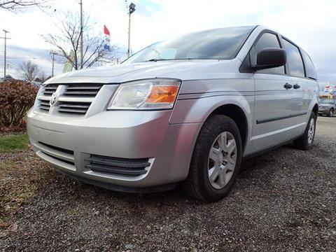 2008 Dodge Grand Caravan for sale in East Lansing, MI