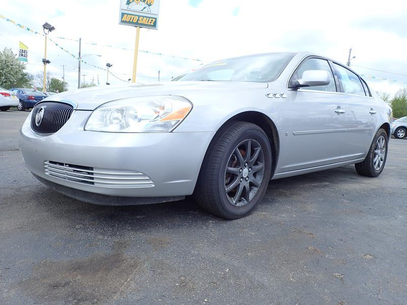 2006 BUICK LUCERNE CXL V6 4DR SEDAN tan none 160000 miles VIN 1G4HD57286U123876