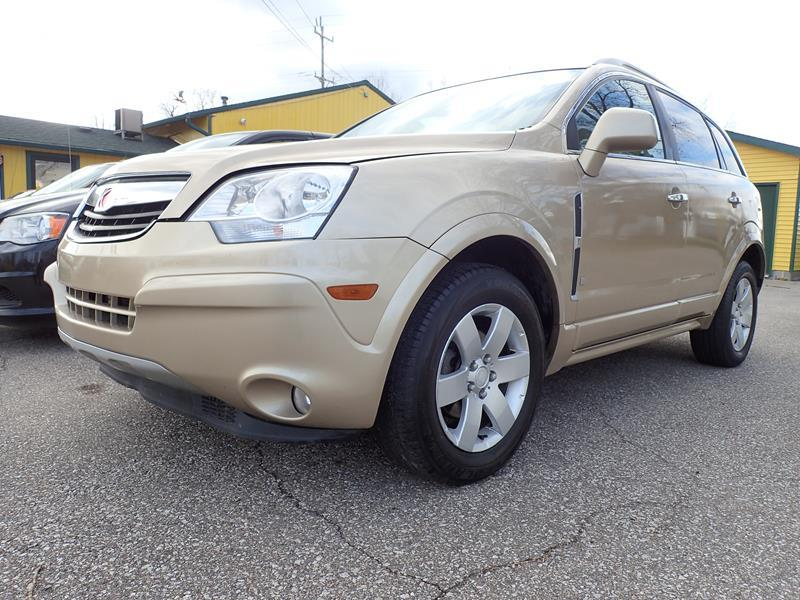 2008 SATURN VUE XR AWD 4DR SUV gold none 168000 miles VIN 3GSDL737X8S557257