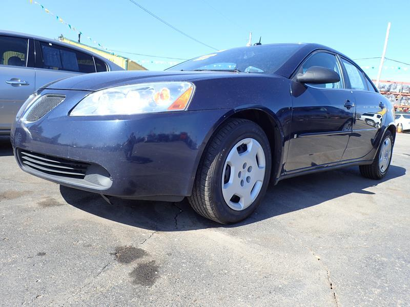 2008 PONTIAC G6 VALUE LEADER 4DR SEDAN darkblue none 153491 miles VIN 1G2ZF57B484181025