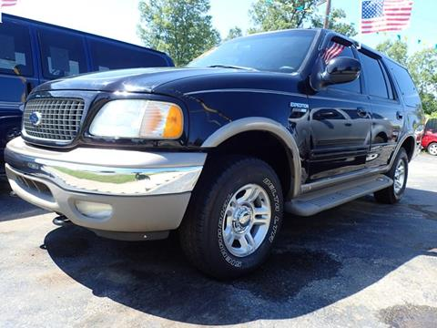 2002 Ford Expedition for sale in Saginaw, MI