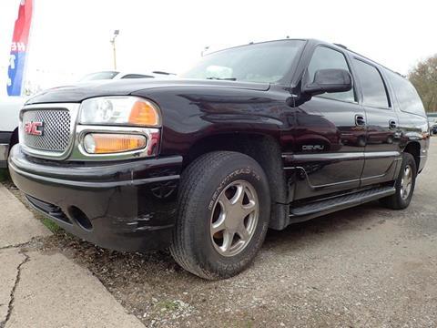 2002 GMC Yukon XL for sale in Saginaw, MI