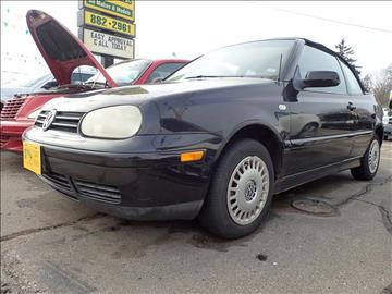2002 Volkswagen Cabrio for sale in Saginaw, MI