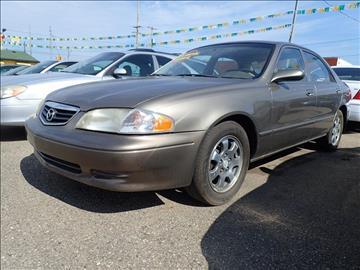 2000 Mazda 626 for sale in Saginaw, MI