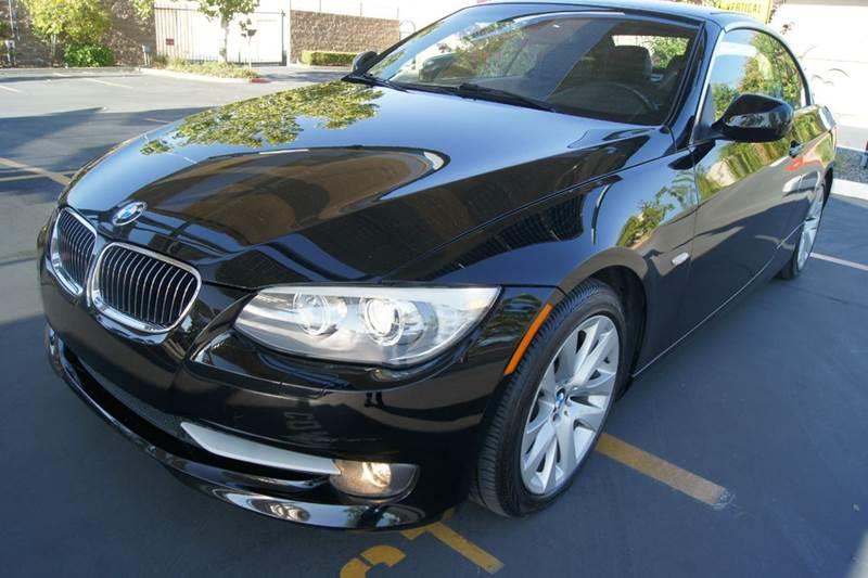 2011 Bmw 3 Series 328i 2dr Convertible SULEV In Carmichael CA ...