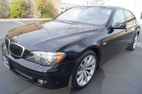 BMW Series For Sale Carsforsalecom - 2009 bmw 745li for sale