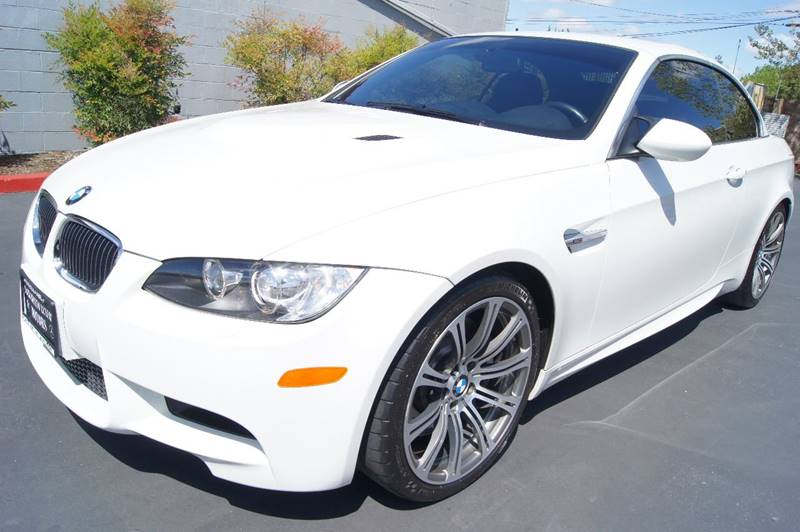 2008 Bmw M3 2dr Convertible In Carmichael CA - Sacramento Luxury Motors