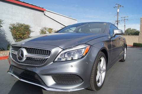 2016 Mercedes-Benz CLS for sale in Carmichael, CA
