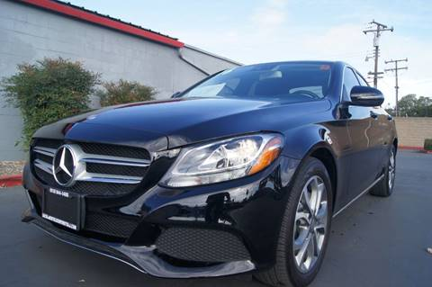 Mercedes Benz Used >> 2016 Mercedes Benz C Class For Sale In Carmichael Ca