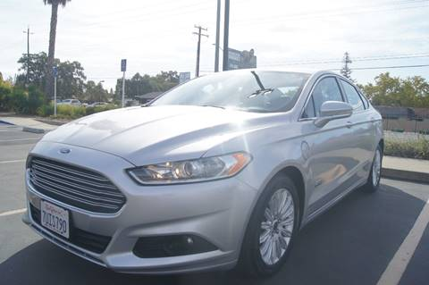 2016 Ford Fusion Energi for sale in Carmichael, CA