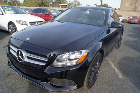 2016 Mercedes-Benz C-Class for sale in Carmichael, CA