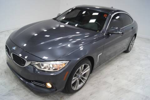 2016 BMW 4 Series for sale at Sacramento Luxury Motors in Carmichael CA